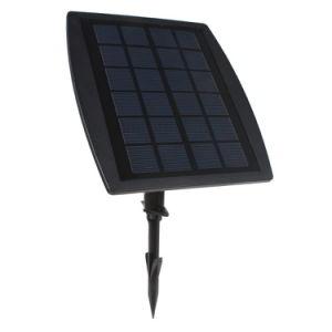 Waterproof Adjustable Solar Powered Garden Lamp pictures & photos