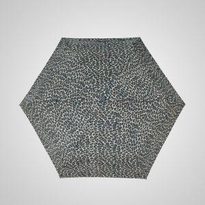 3 Fold Fashion Lady Manual Mini Umbrella Mini Wooden Crook Handle Umbrella (JF-MMO304) pictures & photos