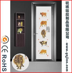 New Design Manufacturer PVC Decorative Films for Door Cabinet pictures & photos