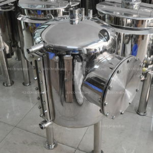 Stainless Steel High Pressure Water Storage Tank pictures & photos