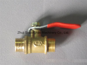 Pneumatic Component Mini Ball Valve Gas Valve pictures & photos