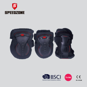 Outdoor Extreme Sport Knee Pads and Elbow Pads Skateboard Biking, Minibike Riding Supports pictures & photos