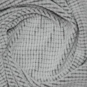 250GSM Polyester Spandex Fleece Fabric pictures & photos