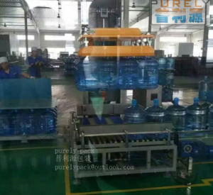 Automatic Washing Filling and Capping Machine for 5 Gallon Barrel
