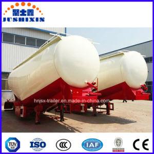 45cbm 50ton Bulk Cement Powder Tank Trailer pictures & photos
