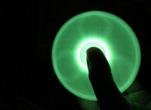 2017 The Popular Luminous Spinner/Finger Spinner pictures & photos