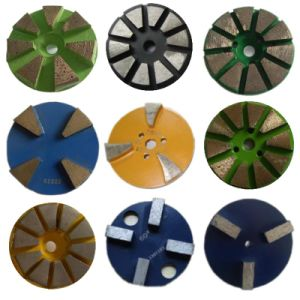Electroplated Diamond Hand Polishing Pad pictures & photos