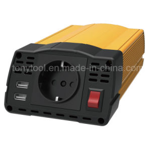 150W Metal Housing DC to AC Power Inverter pictures & photos