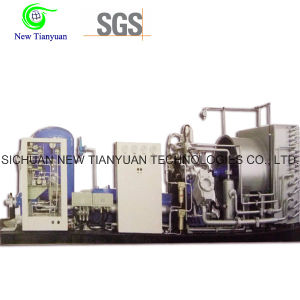 360nm3/H Displacement 25MPa Natural Gas CNG Compressor pictures & photos