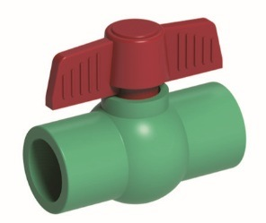 High Quanlity PPR Ball Valve of GB PPR Pipes &Fittings pictures & photos