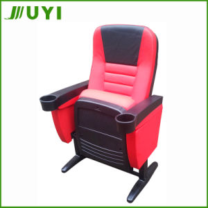 Jy-617 with Cup Holder Church Chair Theater Seat Cinema Seating pictures & photos