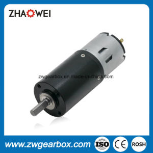 28mm Diameter Micro 12V/24V PMDC Planetary Gear Motor pictures & photos