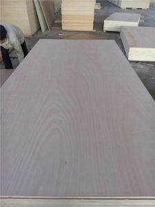 Plywood, Poplar Core, WBP Glue, Okoume F/B, Size 1220X2440mm pictures & photos