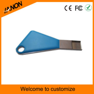 Full Capacity Key Shape USB Flash Drive Metal USB Key pictures & photos