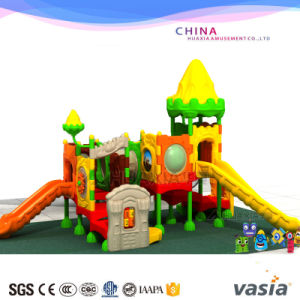 Vasia New Design Straw Series Outdoor Playground Equipment pictures & photos