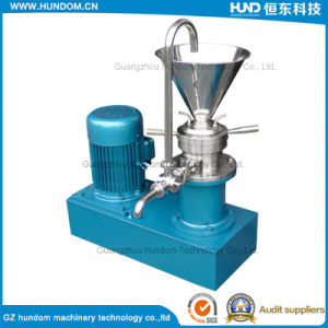 Sanitary Stainless Steel Sweetened Bean Paste Colloid Mill pictures & photos