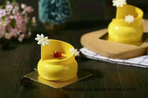 Hot Selling Flower Shape Cake Decor Chocolate pictures & photos