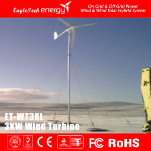 3kw Wind Turbine Wind Generator Wind Mill Wind Power System pictures & photos