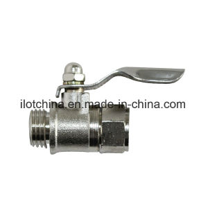 Ilot Threaded Lockable Brass Union Ball Valve, Valve Connector pictures & photos