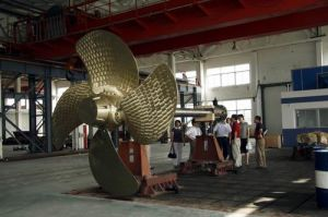 OEM Investment Casting for Sale Bronze Precision Surface Boat Propeller pictures & photos