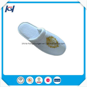 Disposable Cheap Washable Hotel/SPA Bath Slippers Wholesale pictures & photos