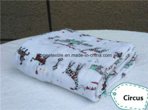 "Soft&Smooth 70%Bamboo 30%Cotton Muslin Swaddle Blanket 47X47"" pictures & photos"