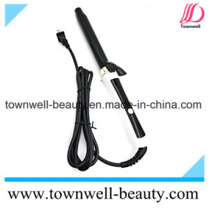Adjustable Temperature LCD Digital Hair Curler with Universal Voltage pictures & photos