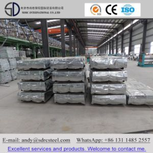 Dx51d SGCC Zinc Coating Hot Dipped Galvanized Steel Plate pictures & photos