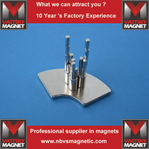 Neodymium Magnet in Copper Pipe Headphones Hard Disk Fishing Tool pictures & photos