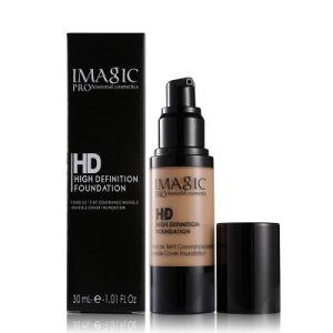 6 Colors 30ml Liquid Foundation Face Makeup Moisturizer Cream Fo0339 pictures & photos
