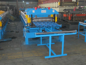 Yx25-200-1000 Tile Roll Forming Machine pictures & photos