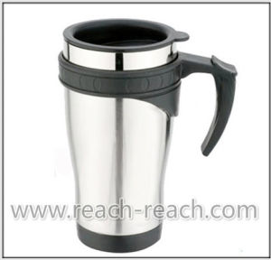 450ml Coffee Mug, Stainless Steel Travel Mug (R-2036) pictures & photos