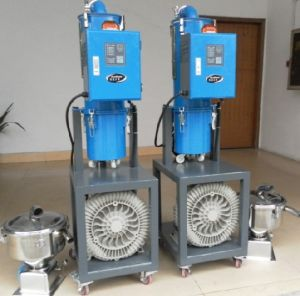 Plastic Vacuum Powder Hopper Loading Machine pictures & photos