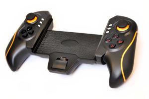 Mobile Game Controller Joystick Type with Platform for Tablet pictures & photos