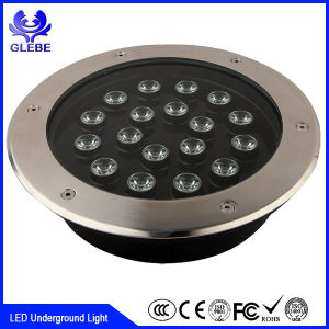 3-30W LED Underground Paving Light Solar LED Underground Buried pictures & photos