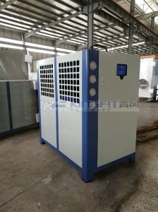 High Efficient Flooded Low Temperature Chiller for Chemical Industry pictures & photos