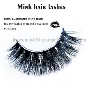 Wholesale 3D Luxurious Mink Lashes Curled Natural False Eyelashes High Quality False Eyelashes