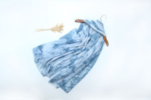 2016 New Fashion Beautifully-Dyed Polyster Lady Scarf pictures & photos