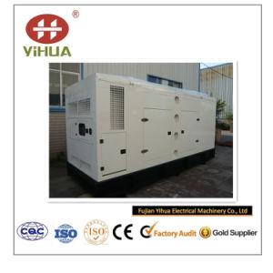 Chinese National Brand Yuchai Diesel Gen-Set (design from Benz team) pictures & photos
