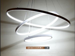 Circular Acrylic LED Ceiling Light pictures & photos