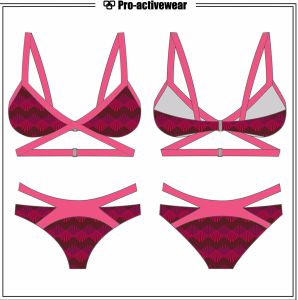 Sexy Bikinis Swimwear OEM Service Custom Wholesale Women Swimsuits pictures & photos
