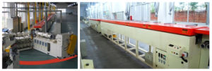 Air Rubber Vulcanizing Extrusion Machine pictures & photos