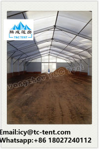 Large Storage Tent for Motorcycle Storage with Glass Door pictures & photos