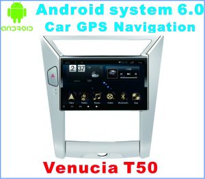Android System 6.0 Car Stereo for Venucia D50 with Car GPS Navigation