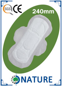 Best Adult Thick Sanitary Pad for Ladies pictures & photos