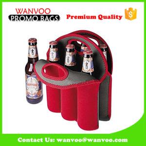Outside Travel Neoprene Wine Cooler Bag Beer Bottle Holder Cooler pictures & photos