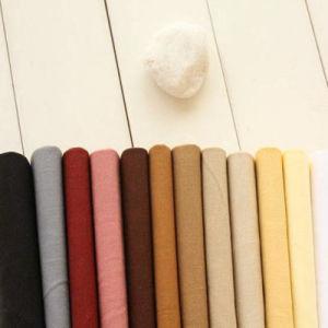 Peach Skin Double Side Twill Cotton Fabric