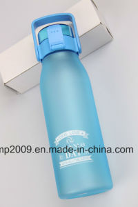 1000ml Portable Plastic Cheap Promotional Sports Water Bottle (hn-1613) pictures & photos