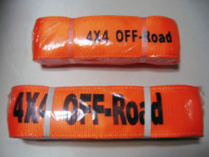 Good-Quality Recovery Winch Extension Straps (#110A) pictures & photos