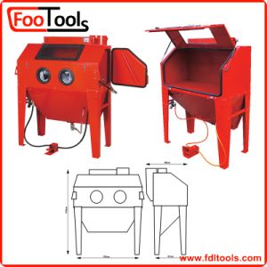 420L Industrial Industrial Cabinet Sandblaster pictures & photos